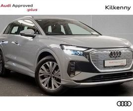 AUDI Q4 E-TRON 35 SPORT AUTO 5DR - 100 ELECTRIC FOR SALE IN KILKENNY FOR €56,949 ON DONEDE
