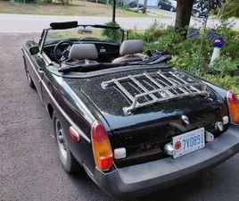 MGB LIMITED EDITION IN GREAT SHAPE | CLASSIC CARS | OTTAWA | KIJIJI