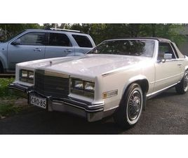 BIARRITZ CONVERTIBLE 4.1 V8 AUTOMATIC, 137HP, 1985