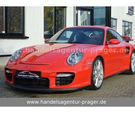 PORSCHE 911 997 GT2 SPORTSITZE SPORTCHRONO