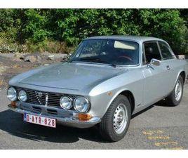 ALFA ROMÉO GT BERTONE 1600 1974