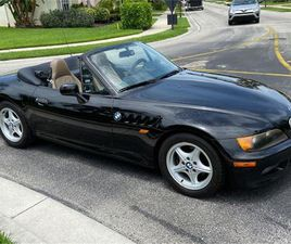 FOR SALE: 1996 BMW Z3 IN NAPLES, FLORIDA