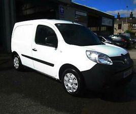 ONE OWNER KANGOO WITH FULL SERVICE HISTORY