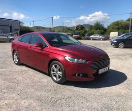 FORD MONDEO, 2015 FOR SALE IN KERRY FOR €9,500 ON DONEDEAL