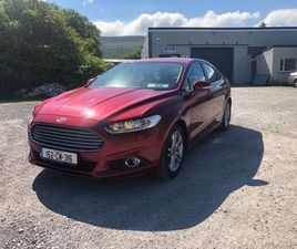 FORD MONDEO, 2015 FOR SALE IN KERRY FOR €9,950 ON DONEDEAL