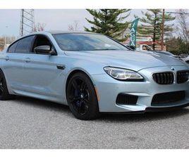 2016 BMW M6 GRAN COUPE