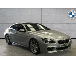 BMW 6 SERIES F06 640D M SPORT GRAN COUPE N57 3.0D LCI