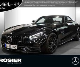 MERCEDES-BENZ AMG GT ROADSTER NIGHT EDITION PERF-S PERF-A