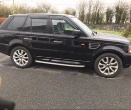 RANGE ROVER SPORT FOR SALE IN ROSCOMMON FOR €8,750 ON DONEDEAL