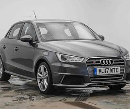 USED 2017 (17) AUDI A1 S1 TFSI QUATTRO NAV 5DR IN LINWOOD