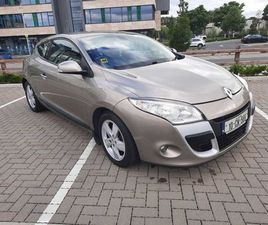 RENAULT MEGANE, 2010.. ONLY 70,000 MILES FOR SALE IN DUBLIN FOR €4,900 ON DONEDEAL
