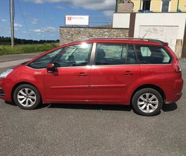 CITROEN GRAND C4 PICASSO FOR SALE IN CORK FOR €4,000 ON DONEDEAL