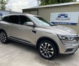 18 KOLEOS SIGNATURE 4X4 - TOP SPEC - STUNNING CAR. FOR SALE IN CORK FOR €28,950 ON DONEDEA
