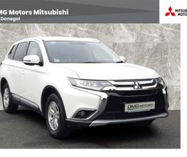 MITSUBISHI OUTLANDER 2.2 DID N1 COMMERCIAL FOR SALE IN DONEGAL FOR €24,900 ON DONEDEAL