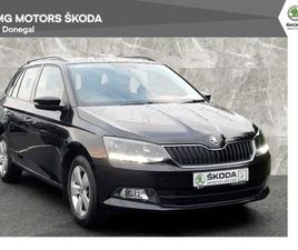SKODA FABIA COMBI 1.0 75BHP AMBITION - 24 MONTHS FOR SALE IN DONEGAL FOR €10,900 ON DONEDE