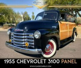 1953 CHEVROLET 3100 SEDAN DELIVERY