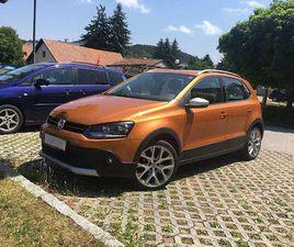 VW POLO CROSSPOLO 1,0 BMT