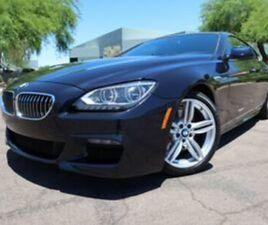 2015 BMW 6-SERIES 640I XDRIVE GRAN COUPE M SPORT