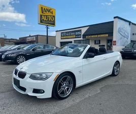 USED 2011 BMW 335I 335IS CONVERTIBLE