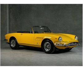 1968 FERRARI 330 GT
