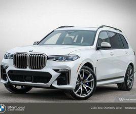2021 BMW X7 M50I | CARS & TRUCKS | LAVAL / NORTH SHORE | KIJIJI