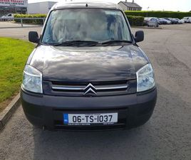 2006 BERLIGO 1.9 D FOR SALE IN TIPPERARY FOR €2,500 ON DONEDEAL