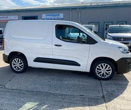 CITROEN BERLINGO, HIRE FOR £28.50 + VAT PER DAY FOR SALE IN DOWN FOR £13,450 ON DONEDEAL