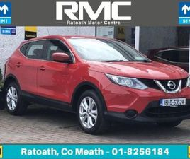 NISSAN QASHQAI 1.5 DCI VISIA FOR SALE IN MEATH FOR €13,950 ON DONEDEAL