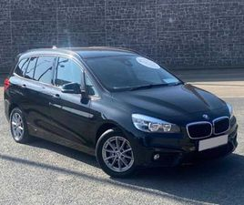 BMW 218D SE GRAN TOURER // 7 SEATER FOR SALE IN DUBLIN FOR €23,950 ON DONEDEAL