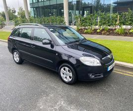 SKODA FABIA COMBO NCT 07/22 FOR SALE IN DUBLIN FOR €3,450 ON DONEDEAL