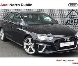 AUDI A4 AVANT 35TDI 163 S-T S-LINE (RRP 53 145 - FOR SALE IN DUBLIN FOR €46,250 ON DONEDEA