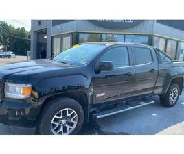 ALL TERRAIN WITH LEATHER CREW CAB STANDARD BOX 4WD
