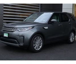 USED 2017 LAND ROVER DISCOVERY HSE LUXURY