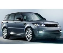 USED 2014 LAND ROVER RANGE ROVER SPORT AUTOBIOGRAPHY