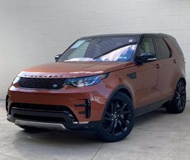 CERTIFIED 2018 LAND ROVER DISCOVERY HSE LUXURY