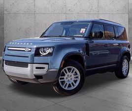NEW 2020 LAND ROVER DEFENDER 110 S