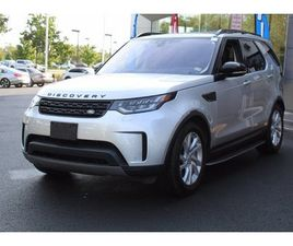 CERTIFIED 2018 LAND ROVER DISCOVERY HSE