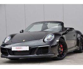 PORSCHE 911 GTS CABRIO -