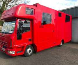 IVECO DAILY EUROCARGO 75E17 FOR SALE IN MAYO FOR €33,000 ON DONEDEAL