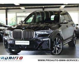 BMW X7 M50 D AHK/VOLL/NP. € 141.500,-