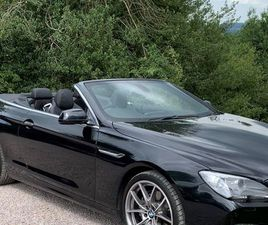 BMW 6 SERIES 3.0 640I M SPORT 2DR