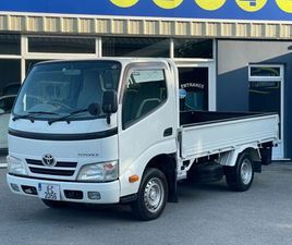 TOYOTA DYNA 3.0 AUTOMATIC FOR SALE IN CORK FOR €12,950 ON DONEDEAL