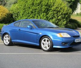 2006 HYUNDAI COUPE **ONE OWNER** FOR SALE IN DUBLIN FOR €1,950 ON DONEDEAL
