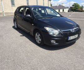 2009 HYUNDAI I30 COMFORT 1.4 PETROL FOR SALE IN GALWAY FOR €2,950 ON DONEDEAL