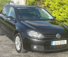 2012 VOLKSWAGEN GOLF 2.0 TDI GT 140 PS IMMACULATE FOR SALE IN GALWAY FOR €6,750 ON DONEDEA