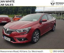RENAULT MEGANE GRAND COUPE DYNAMIQUE S 4DR IV FOR SALE IN WESTMEATH FOR €15,750 ON DONEDEA