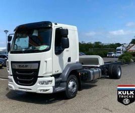 LF 290 FA 16T / 6 CIL / AS TRONIC 12 CHASSIS / 535SLEEPER CAB