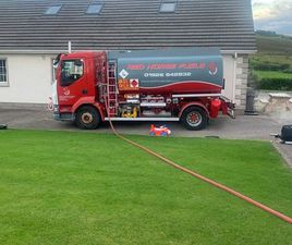 2011 LF DAF 55 9500 LITRE FUEL OIL TANKER FOR SALE IN ARMAGH FOR £22,950 ON DONEDEAL