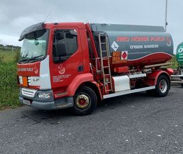 2011 LF DAF 55 9500 LITRE FUEL OIL TANKER FOR SALE IN ARMAGH FOR £23,950 ON DONEDEAL