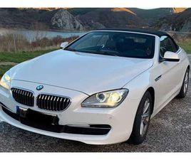 BMW 640 SERIE 6 F12 CABRIO DIESEL CABRIO